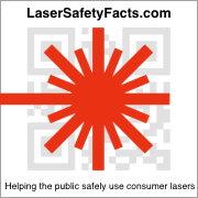 Laser Safety Facts sponsor